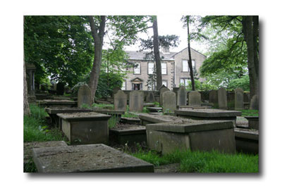 Haworth Cemetery and Parsonage